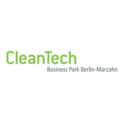 Logo CleanTech Business Park Berlin-Marzahn