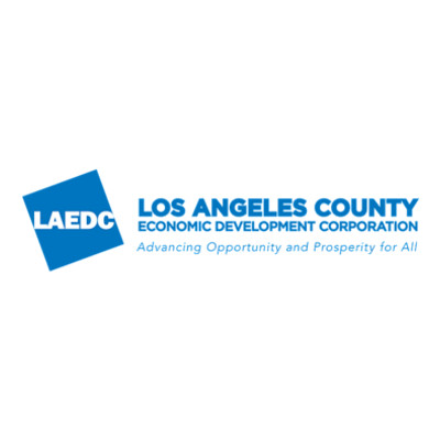 Logo Los Angeles Economic Development Corporation