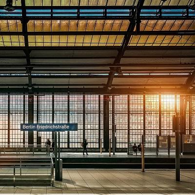 Berlin Friedrichstraße is a railway station